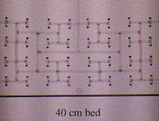 Misturador fractal bidimensional.