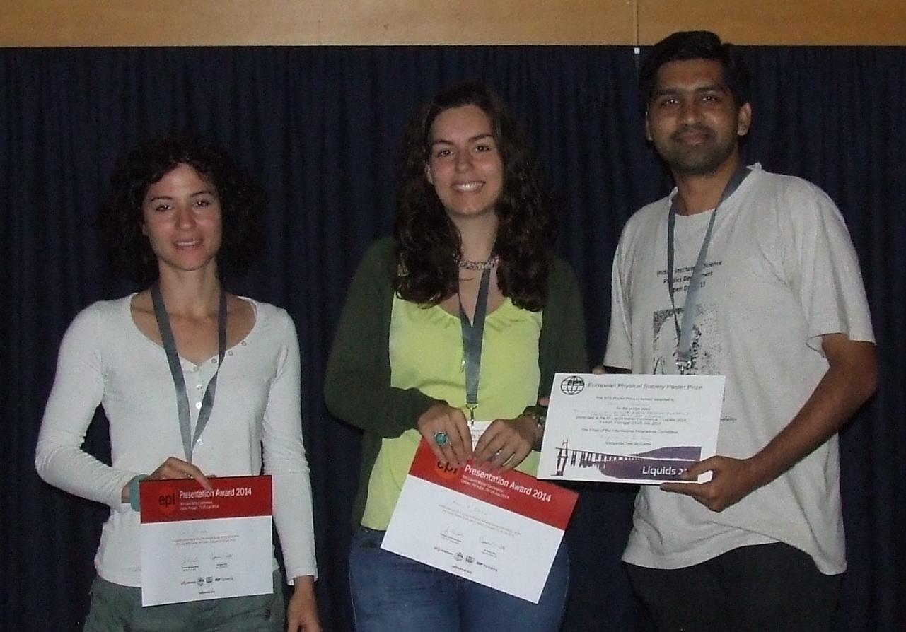 Poster Prize award